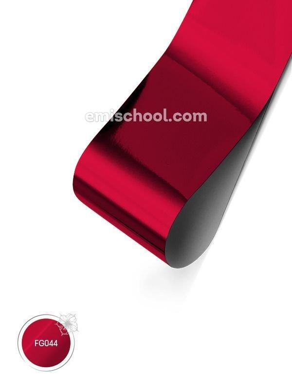 Foil glossy Venetian Red, 1.5 m