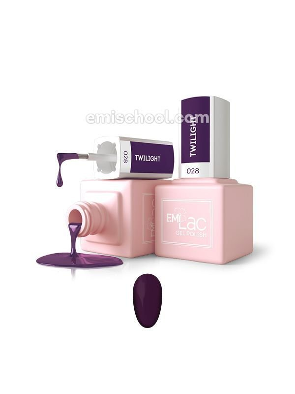 E.MiLac Twilight #028, 9 ml.