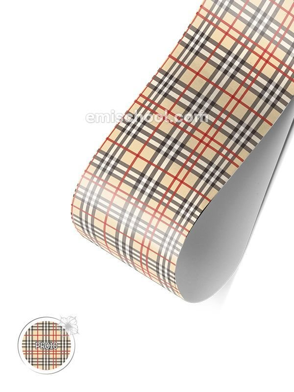 PRINCOT British Plaid