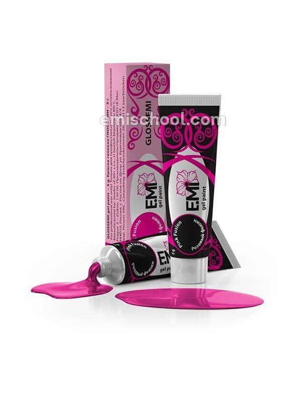 GLOSSEMI Pink Fusion, 5 ml.