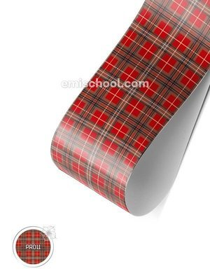 PRINCOT Scottish Plaid