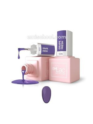 E.MiLac Grape Fresh #026, 9 ml.
