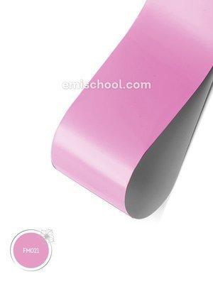 Foil matte Pink, 1.5 m
