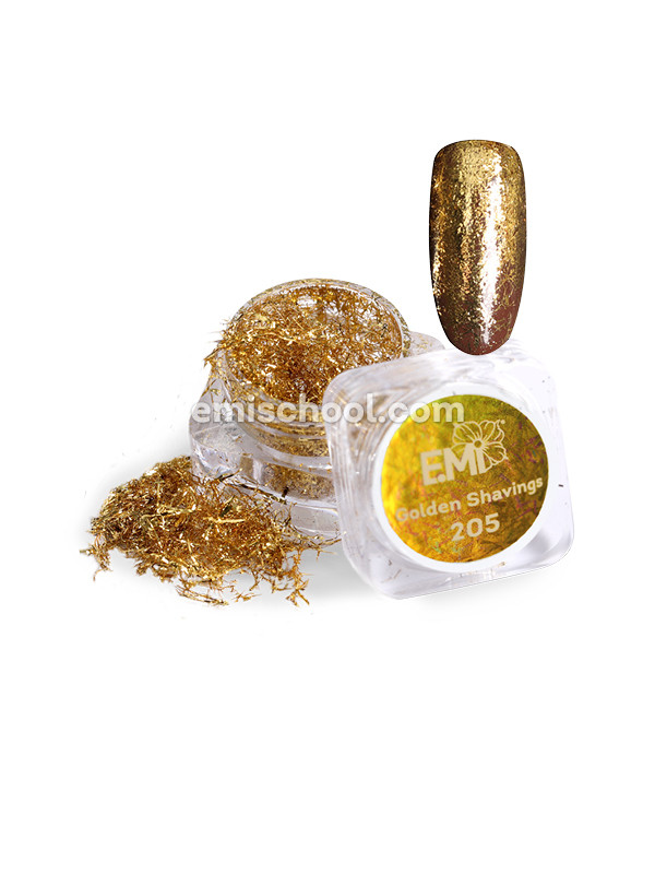 Pigment Golden Flakes #205
