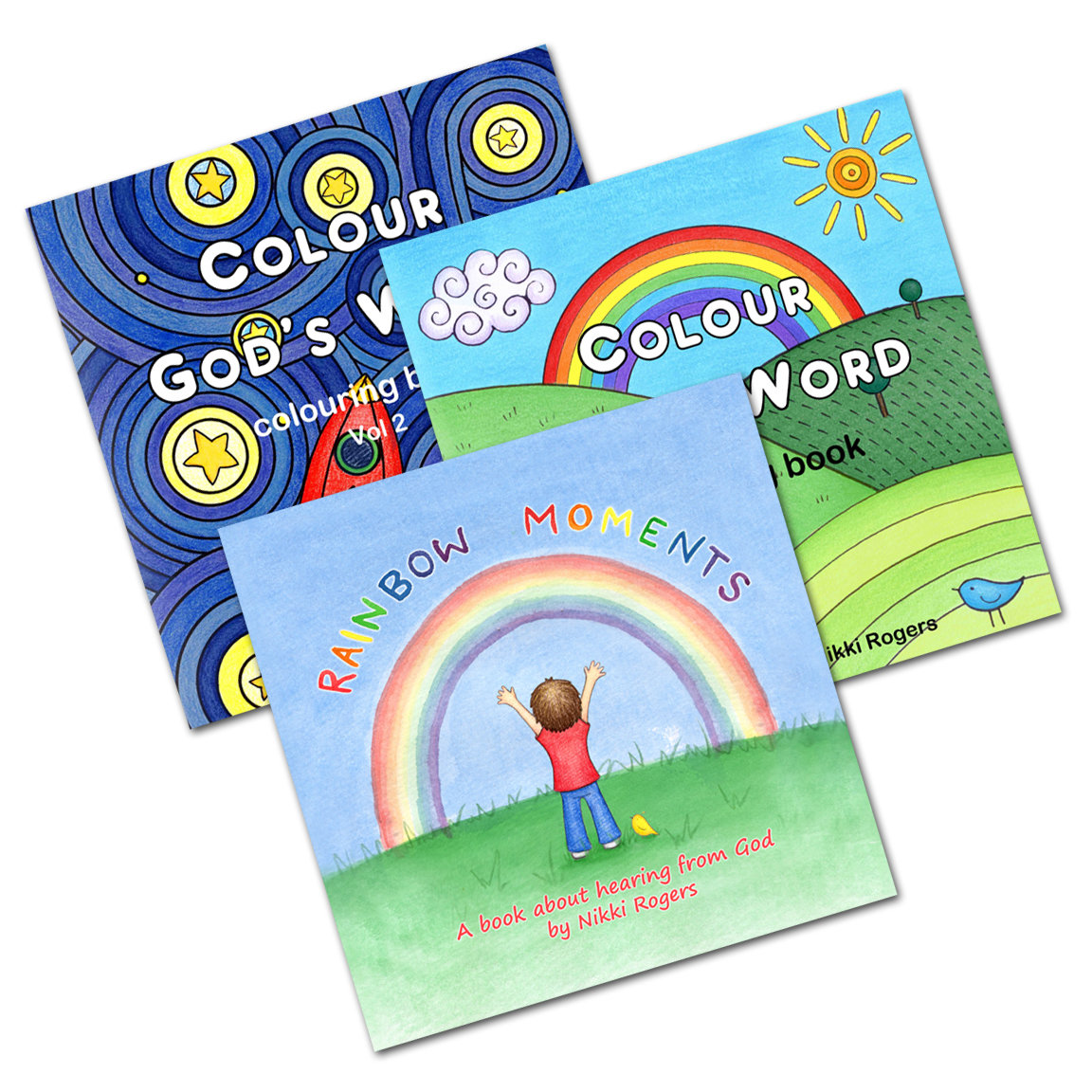 Growing with God book pack 00006