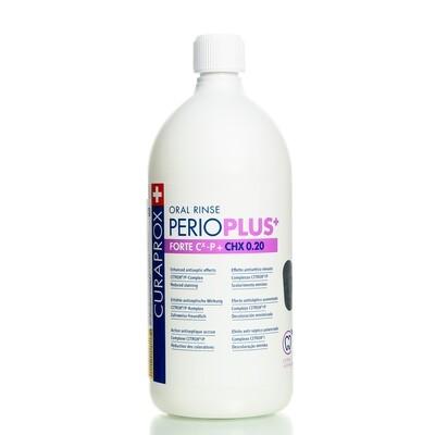 жидкость-ополаскиватель Curaprox Perio Plus Forte CHX 0,20% 900 мл, PPF920