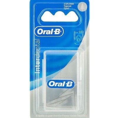 Сменные межзубные ершики конические (6 шт) Oral-B Interdental