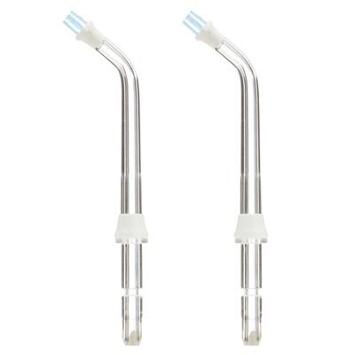 Насадки для ирригаторов B.Well WI-922,  WI-933 для имплантов (2 шт)