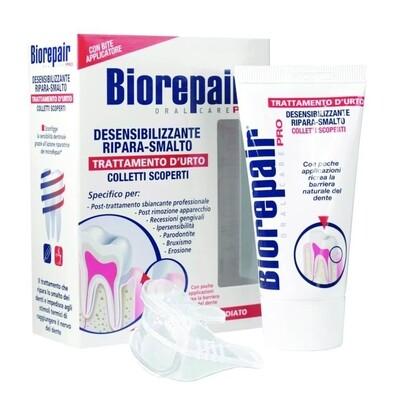 Biorepair Desensitizing Enamel Repairer Treatment препарат для снижения чувствительности зубов и восстановления эмали 50 мл