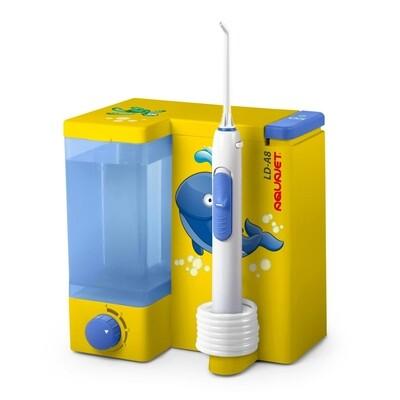 Ирригатор Aquajеt LD-A8 (желтый, для детей)