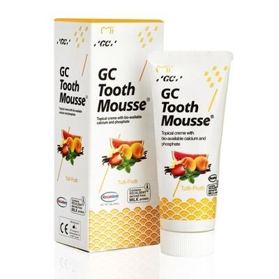 Реминерализующий гель GC Tooth Mousse Мультифрукт