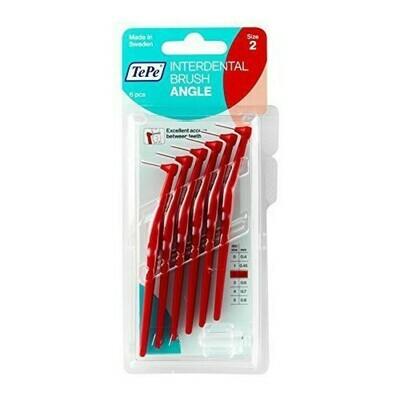 Набор межзубных ершиков ТеРе Angle 0.5 mm RED