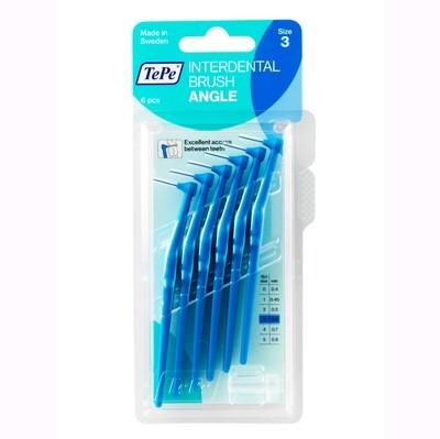Набор межзубных ершиков ТеРе Angle 0.6 mm BLUE
