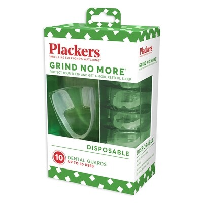 Капы при бруксизме Plackers Grind no more