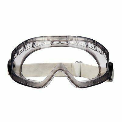 Очки 3M 2890. Закрытые защитные из поликарбоната, с непрямой вентиляцией