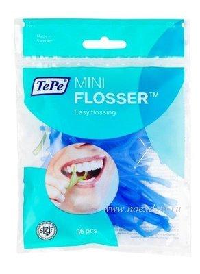 Нить межзубная ТеРе Mini Flosser, 36 шт