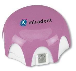 Нить с хлоргексидином Miradent Mirafloss Implant chx fine 1,8 мм, 50 шт по 15 см