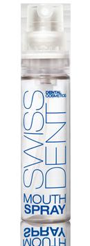 Освежающий спрей SWISSDENT Mouth Pure Spray