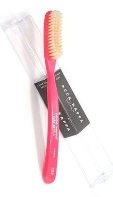 Зубная щетка ACCA KAPPA с натуральной щетиной, средняя (223)