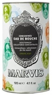 Ополаскиватель-концентрат для полости рта MARVIS Мята, 120 мл