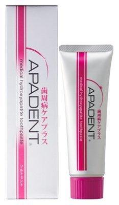 Зубная паста APADENT Perio для чувствительных зубов при кровоточивости, 40 гр