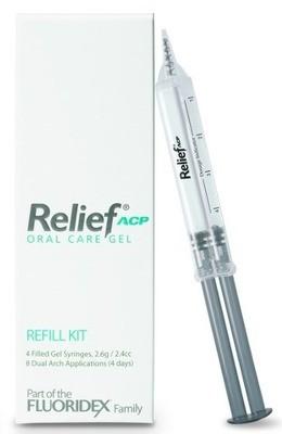 Гель для снижения чувствительности зубов RELIEF ACP