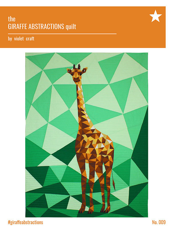 Giraffe Abstractions 44
