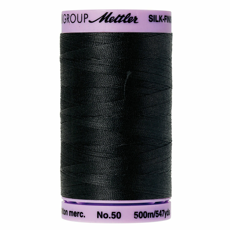Silk Finish 50wt Black 9104 4000 Mettler