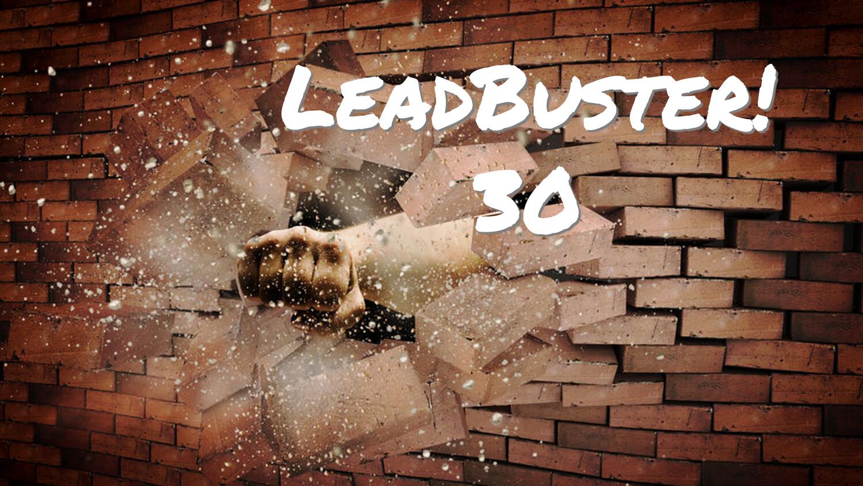 LeadBuster 30