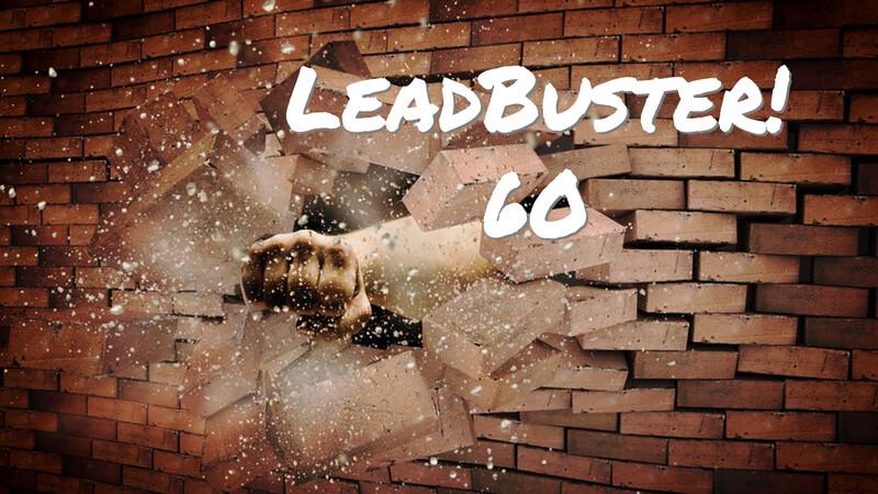 LeadBuster 60