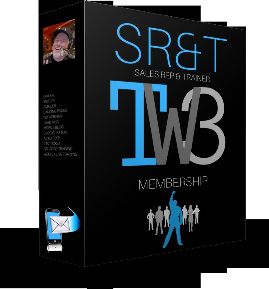 Sales Rep & Trainer Membership