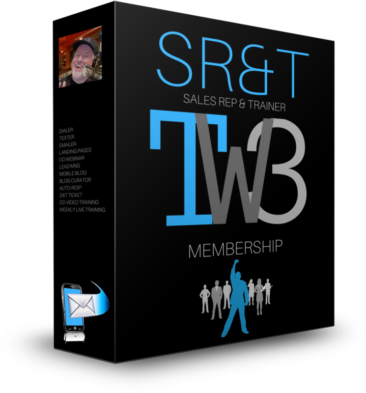 Sales Rep & Trainer Membership