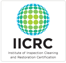 Water Damage Restoration Technician and Applied Structural Drying Technician (12/9 - 12/13)