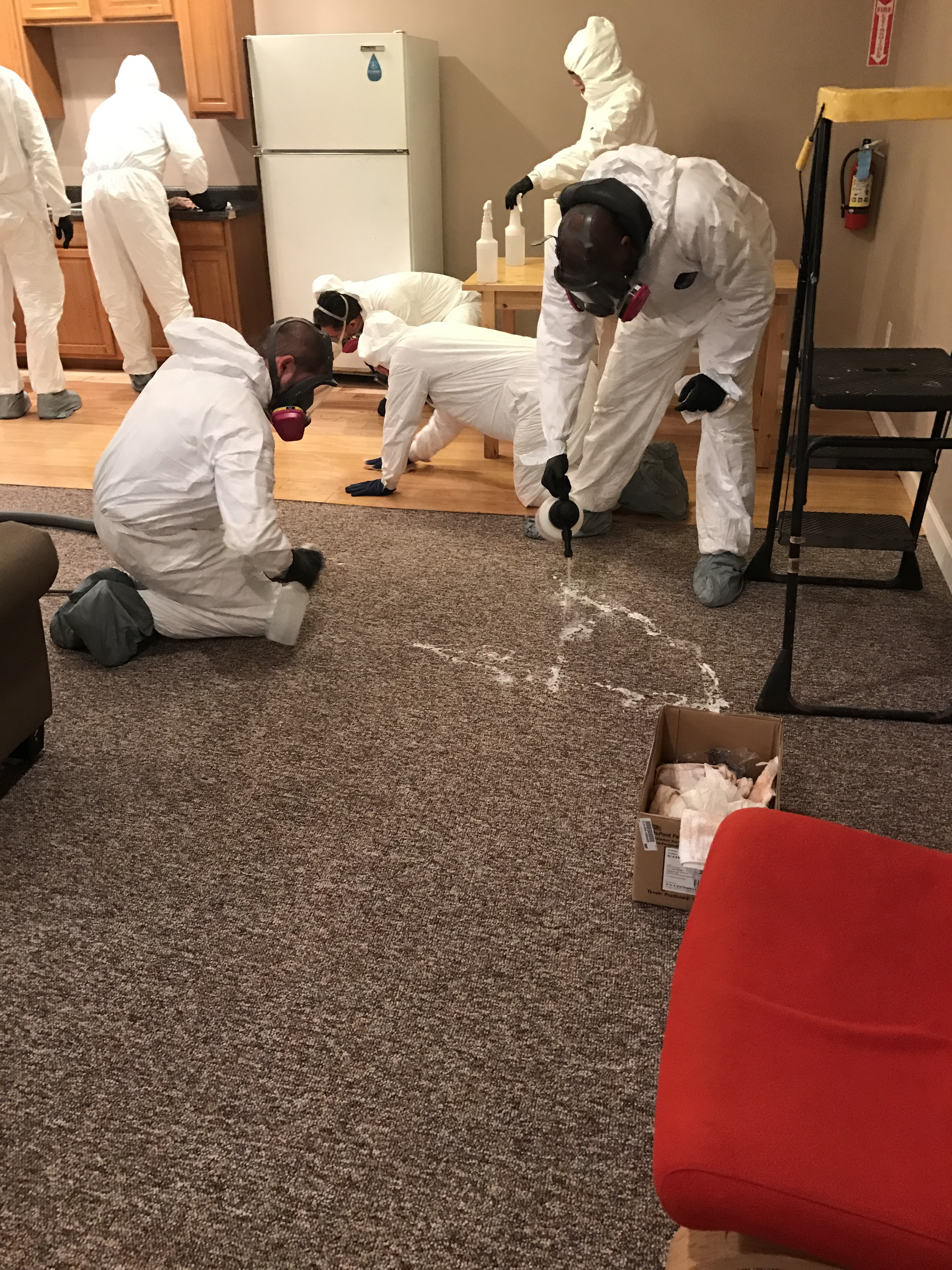 IICRC Trauma and Crime Scene Technician 9/17 - 9/18