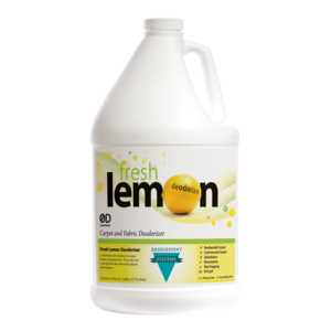 Bridgepoint Fresh Lemon Carpet and Fabric Deodorizer