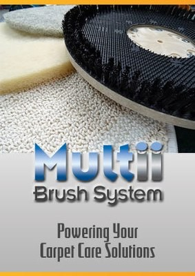 Bonnet Pro Multii-Brush System