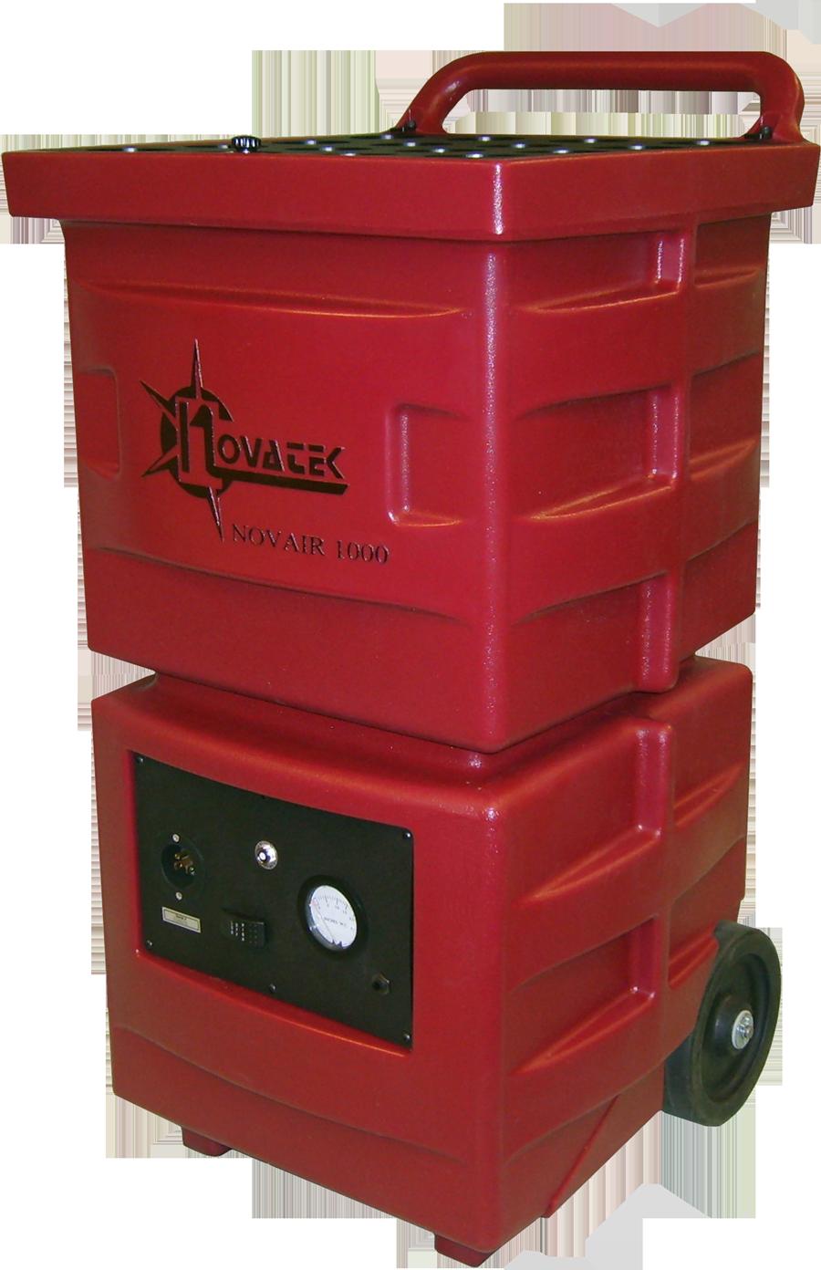 Novatek Novair 1000 Portable Air Filtration System