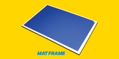 Zip-Up Tacky Mat Frame (24x36)