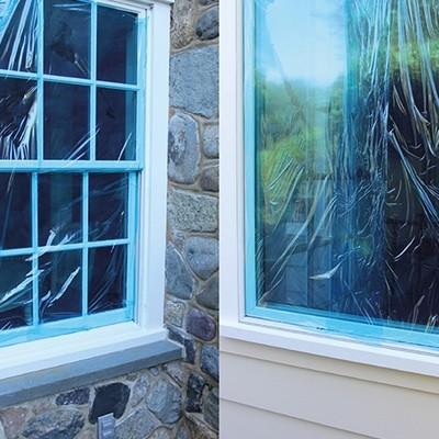 Zip-Up Window Protection Film (24