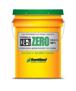 Sentinel 24-7 Zero, Clear (5 Gal.)