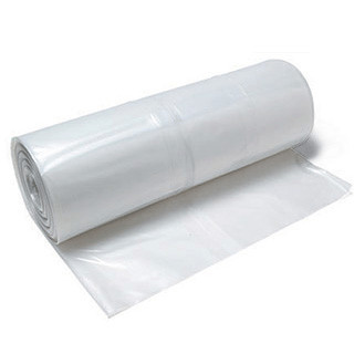 6 Mil Poly Sheeting - 20' x 100' Clear