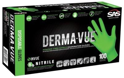 Derma-Vue Nitrile Disposable Glove - XL (100 ct.)
