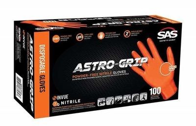 Astro-Grip Nitrile Disposable Glove - 2XL (100 ct.)