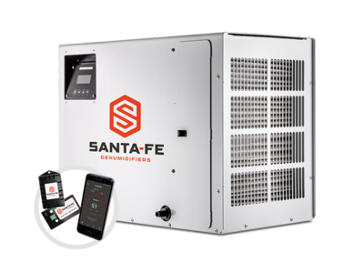 Santa Fe Advanced100 Dehumidifier