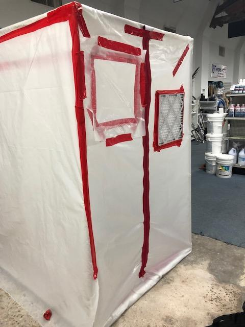IICRC Applied Microbial Remediation Technician 11/18 - 11/21