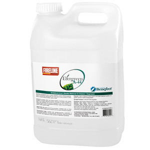 Benefect Evergreen Smoke Remover & Cleaner / Degreaser (2.5 Gal.)