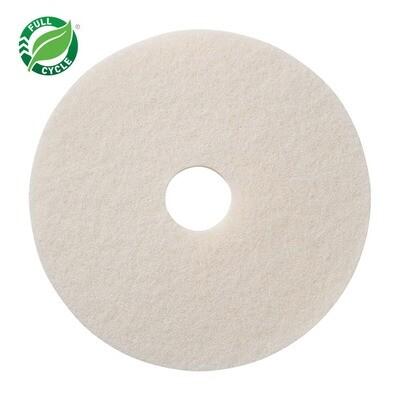 Americo White Super Polish Floor Pad (20