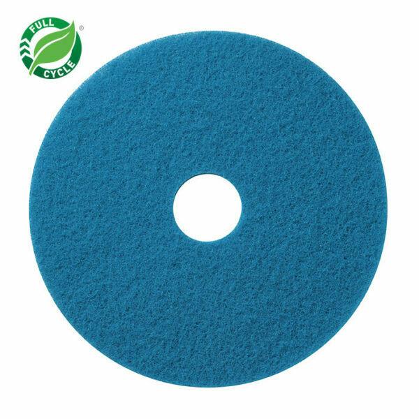 "Americo Blue Cleaner Floor Pad (17"")"