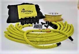 Injectidry HP60 Wall & Ceiling Active Hose Upgrade Kit