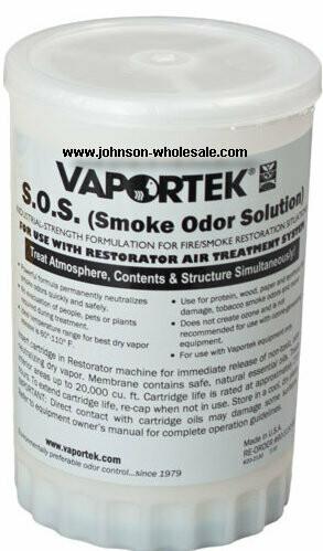 Vaportek S.O.S. Cartridge for Restorator